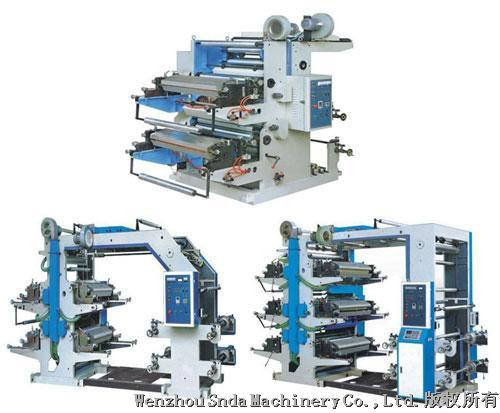 Common Flexo printing machine