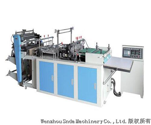 PE Chicken bag making machine