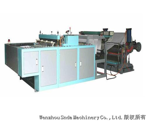 Copy Paper Roll Slitting and Cutting Machine