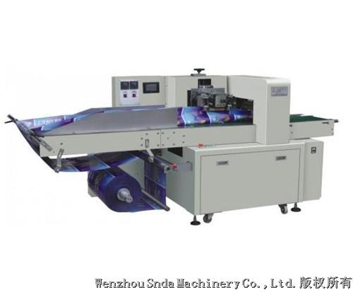Top Sealing Flow Wrapping Machine
