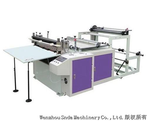Reel Paper sheet cutting machine