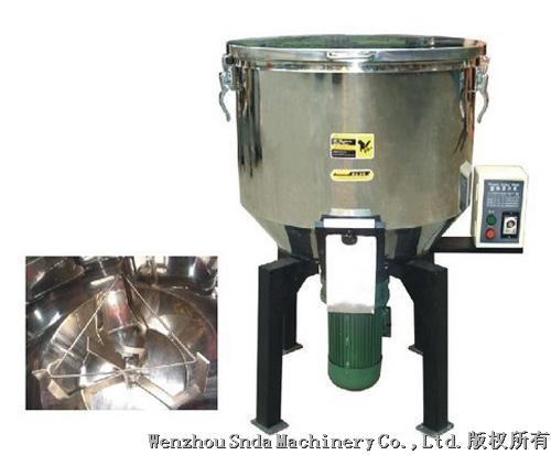 Color mixing machine