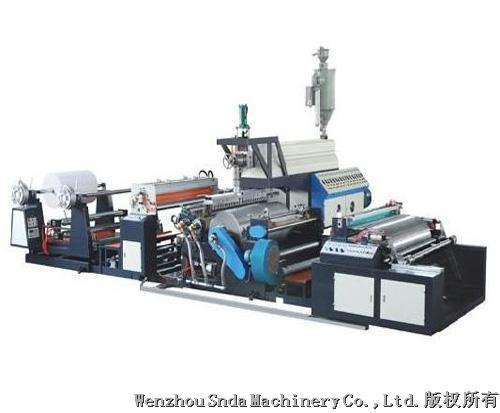 Extrusion Film Laminating Machine