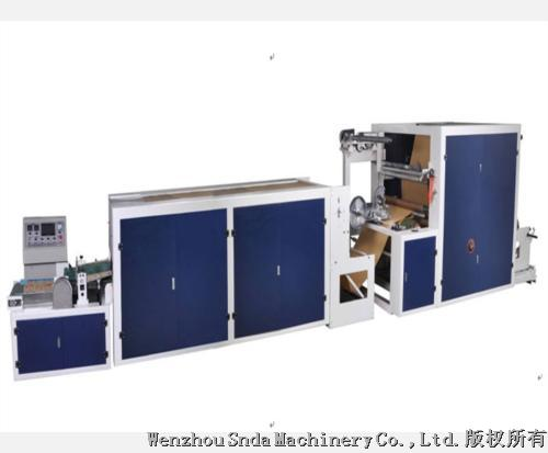 Air Bubble Film Laminated Bag Making Machine