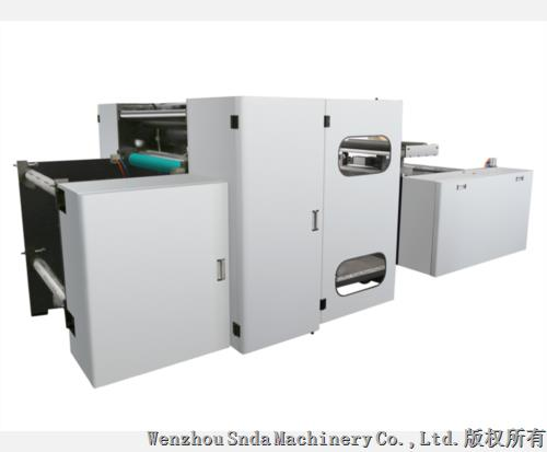 High Speed 2 Color Flexo Printer